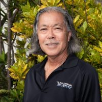 Ernest Lum - Air Freight Manager